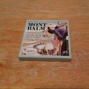 TheBalm Mont Balm Eyeshadow Quad